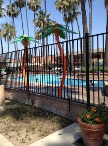 Ramada Maingate at the Park, Anaheim, California, Disneyland Hotel